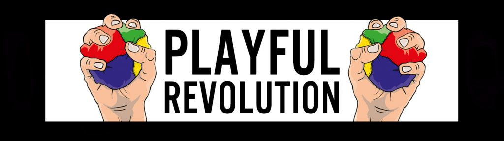 Playful Revolution | Sylvan Steenhuis